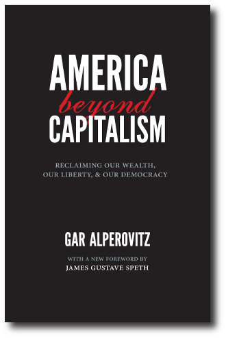 Author Event: America Beyond Capitalism