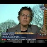 Phyllis Bennis on C-SPAN