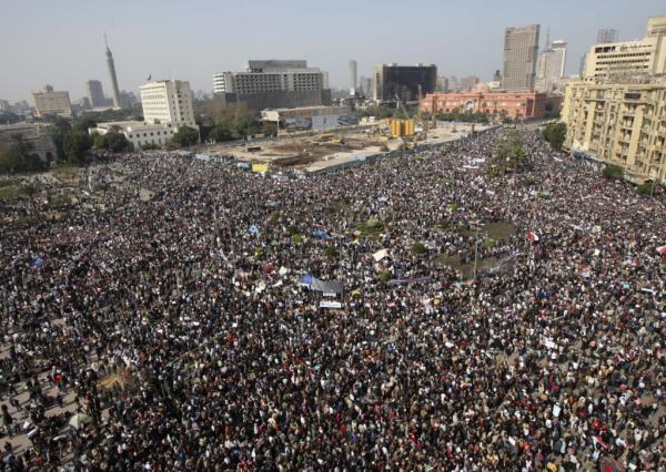 A Year after Tahrir