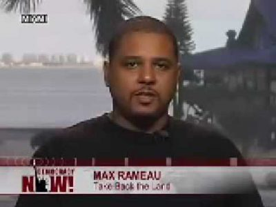 Max on Democrary Now
