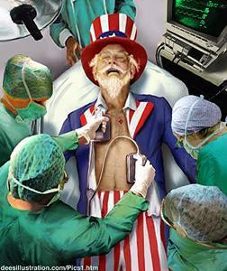 Sick Uncle Sam