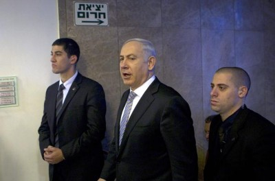 Netanyahu's government is leading Israel down the same path it went five years ago. Photo by AFP.