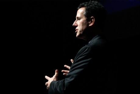 Inside Rick Santorum's Head