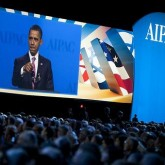 Obama Goes to AIPAC