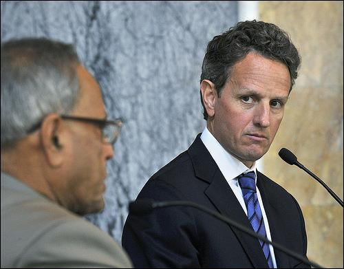Getting Around Geithner