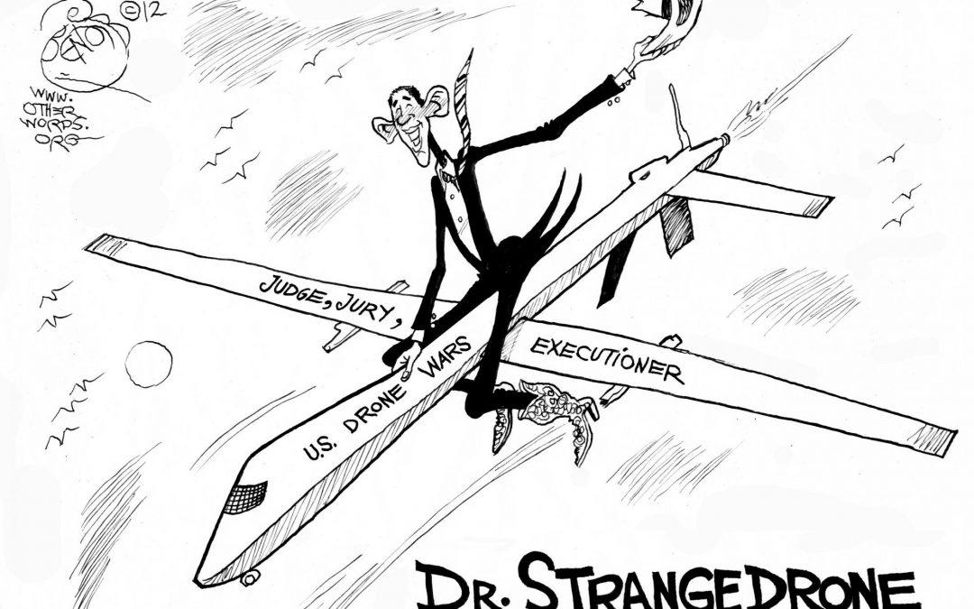 Dr. Strangedrone