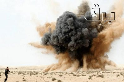 Bombs explode near Brega, Libya in March 2011. (BRQ Network / Flickr)