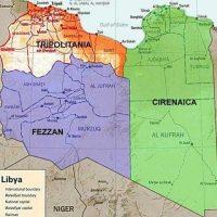 Is Libya Dissolving?