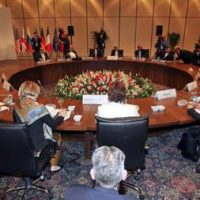 The West Negotiates with Iran