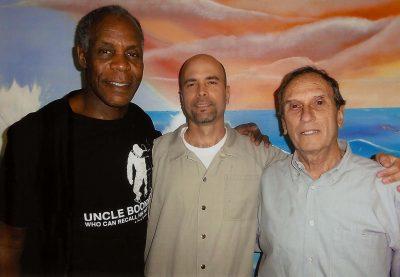 Danny G, Geraldo H, and Saul Landau