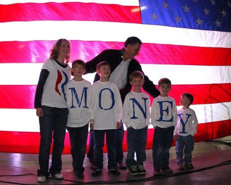 The GOP's Money Man