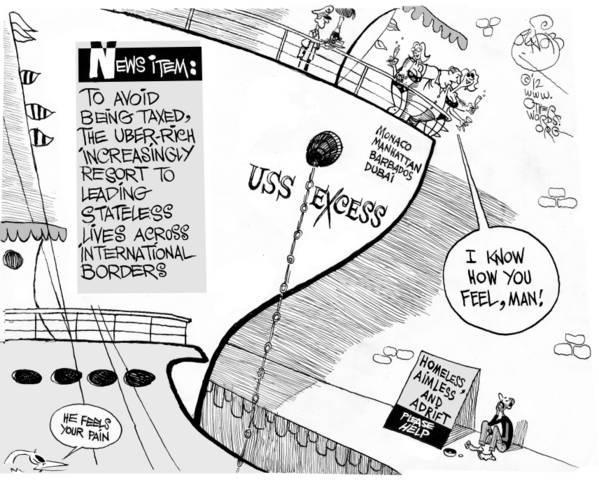 USS Excess