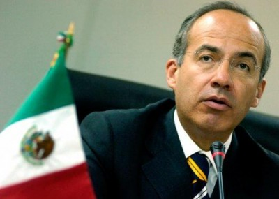 Felipe Calderon will chair the G-20 this year.