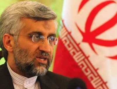 Saeed Jalili, chief Iranian negotiator at nuclear talks