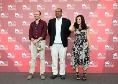 Directors Amr Salama, Tamer Ezzat, and Ayten Amin