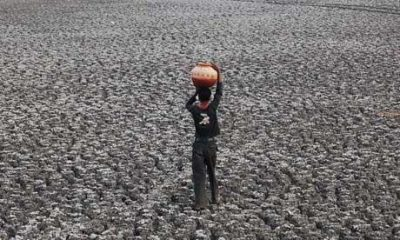 Water shortages in India