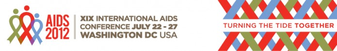 logo for AIDS 2012 Conf