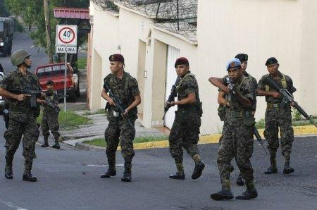 The Honduran Military Shouldn't Police