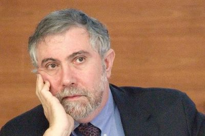 Paul Krugman (00Joshi / Flickr)
