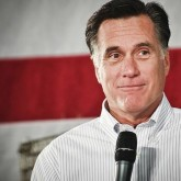 Romney Backs Israel in the Battle of the Iran Red Lines