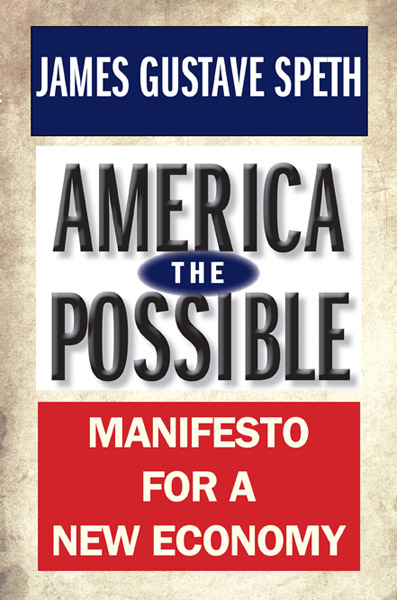 Author Event: America the Possible