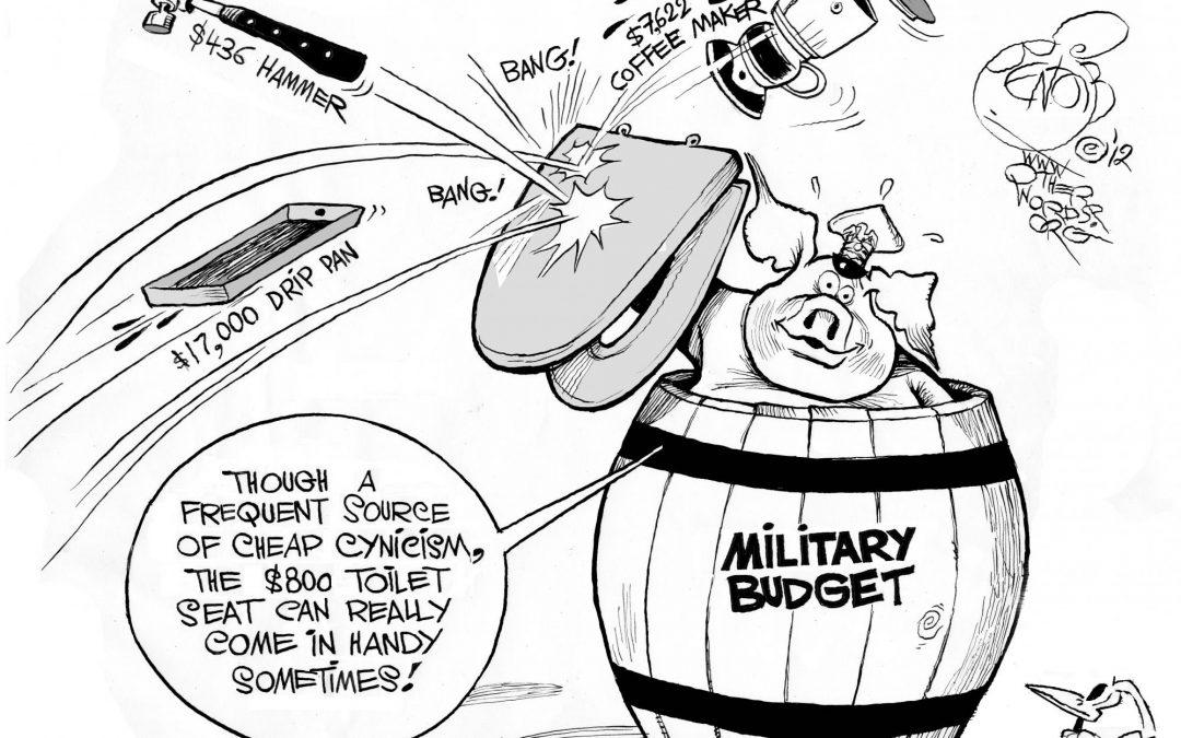 Military Pork Shield