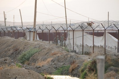 The Apaydin refugee camp (Photo by Andre Vltchek).