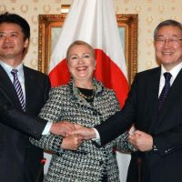 Marching Orders for Japan's Reactionaries