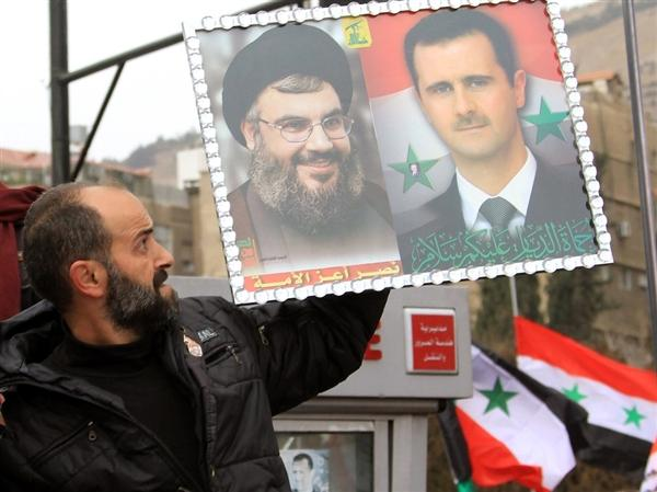 Hezbollah Hedges Its Bets on Assad
