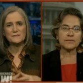 "Phyllis Bennis on Democracy Now!: ""Israel More Isolated than Hamas"""