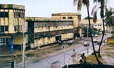 Black Beach Prison.