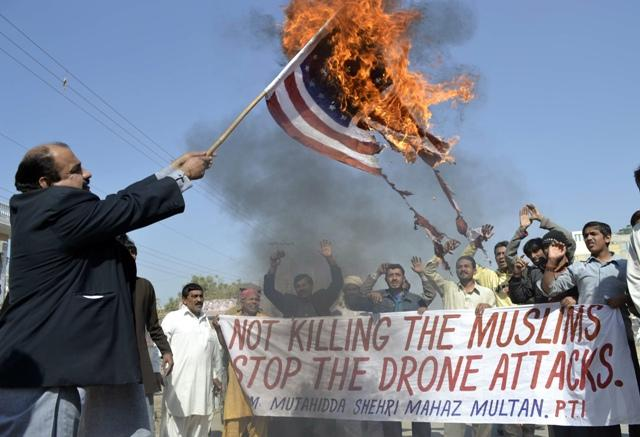 Down with Drone War Silence