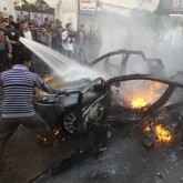 Israel Escalates Gaza Attack with an Assassination