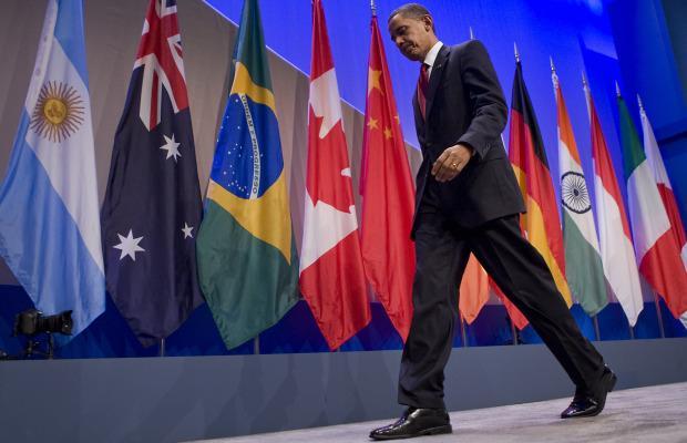 Obama: The Legacy Term?
