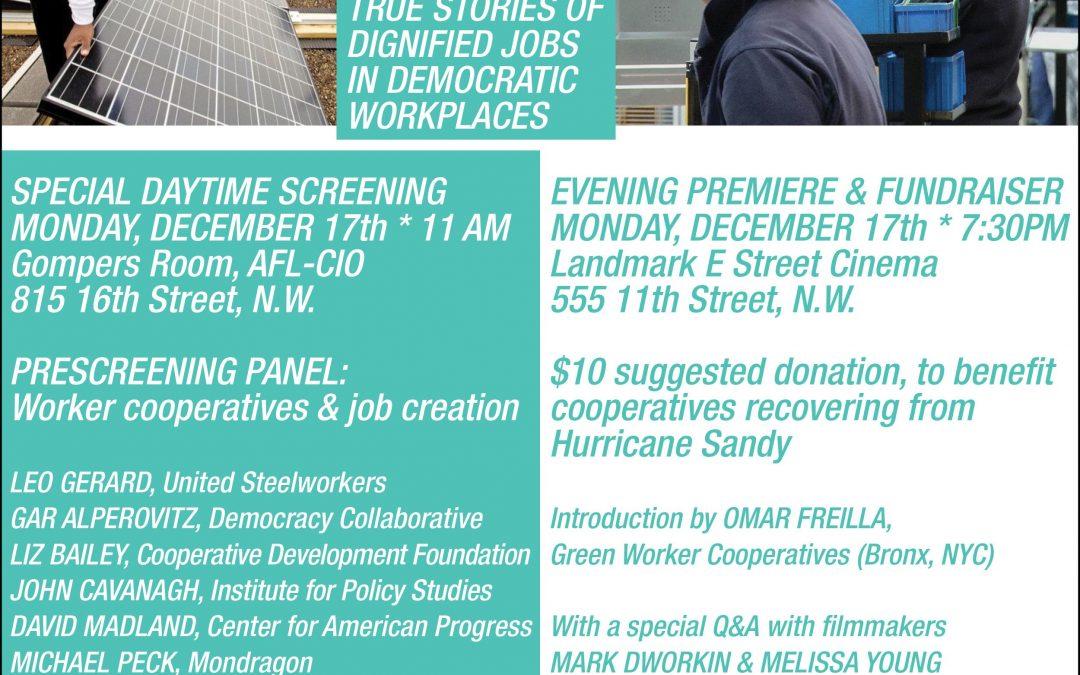 Film: Shift Change – A DC Premiere