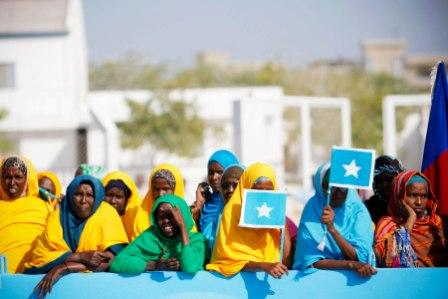 Affirmative Action for Somalia