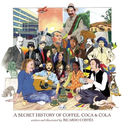 Author Event: A Secret History of Coffee, Coca & Cola