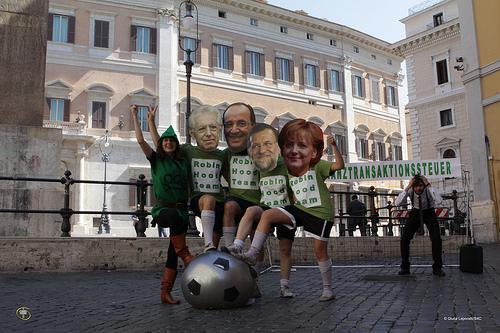 European Parliament Supports Robin Hood Tax in Landslide Vote