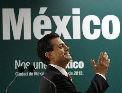 Enrique Pena Nieto and Mexico's Drug War Opening