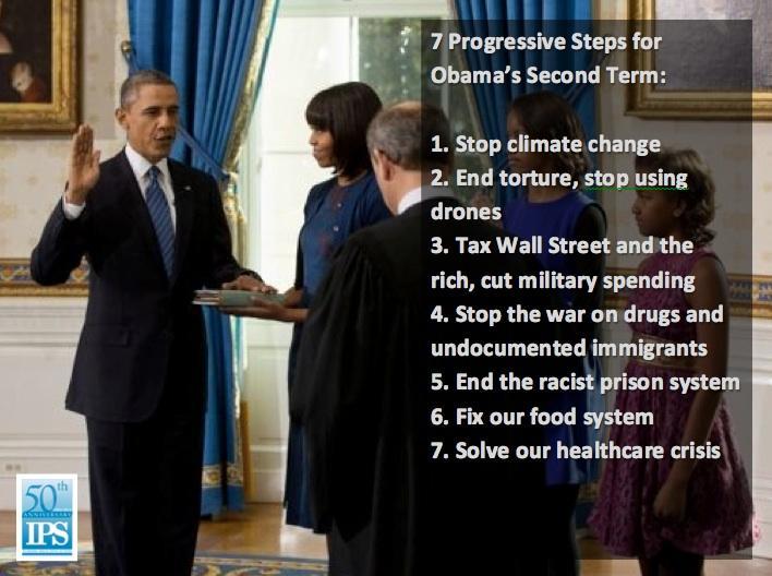 7 Progressive Steps Obama Should Take in His Second Term