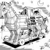 Fix the Debt Empties Its Trojan Horse