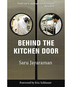 Behind the Kitchen Door, by Saru Jayaraman