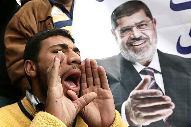 Morsi's Last Chance