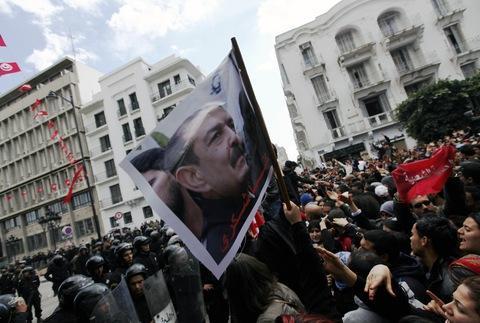 Tunisia Boils Over