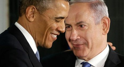 Obama visits Israel / AP photo
