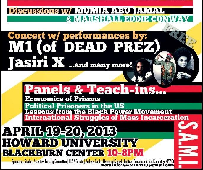 Conference Panel: Black Power and Political Prisoners