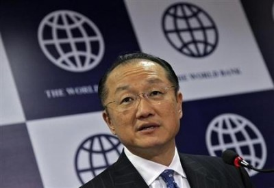 Dr. Jim Yong Kim, President, World Bank