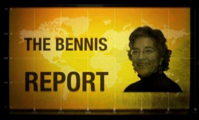 Bennis on the Real News