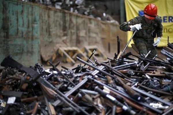 Five Ways the Arms Trade Treaty Advances Arms Control