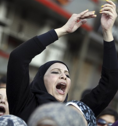 Human Rights from the Ground Up: Women and the Egyptian Revolution